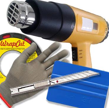 Vinyl Wrap Tools