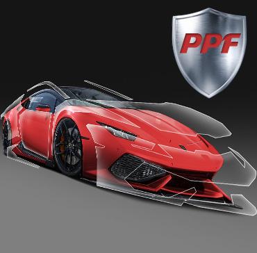 PPF Car Paint Protection Vinyl Wrap