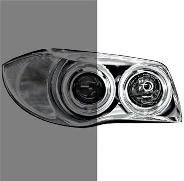 Headlight Tint