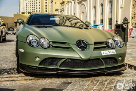 Military Green Matte Car Wrap Vinyl Film
