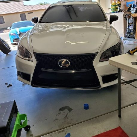 Matte Smoked Headlight Tint for cars